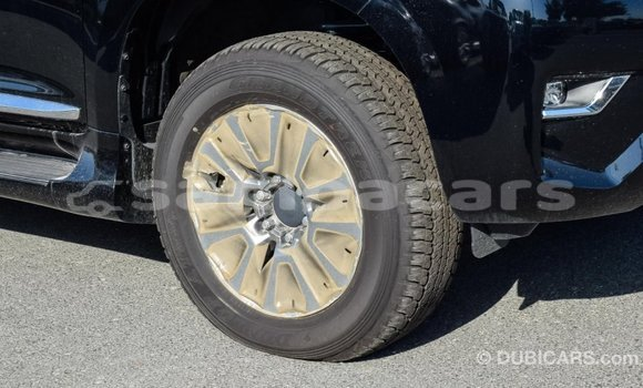 Buy Import Toyota Prado Black Car in Import - Dubai in A'ana