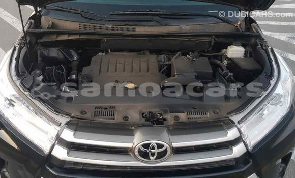 Buy Import Toyota Highlander Black Car in Import - Dubai in A'ana