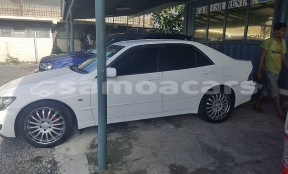 Buy Used Toyota Altezza Other Car in Solosolo in Atua