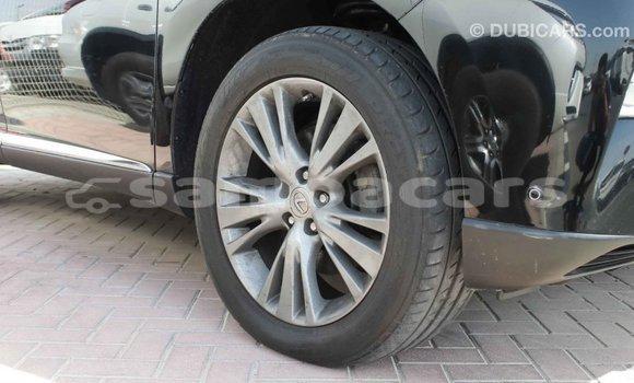 Buy Import Lexus RX 350 Black Car in Import - Dubai in A'ana
