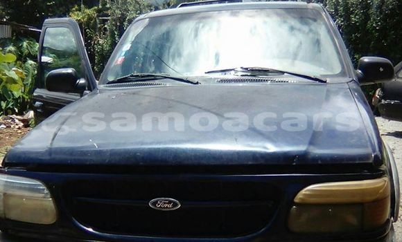 Buy Used Ford Explorer Other Car in A'opo in Gagaifomauga
