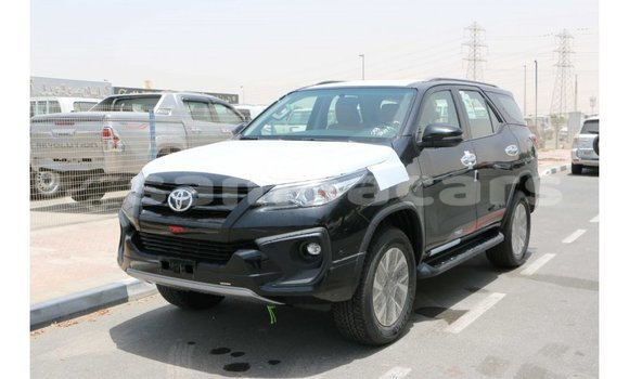 Buy Import Toyota Fortuner Black Car in Import - Dubai in A'ana