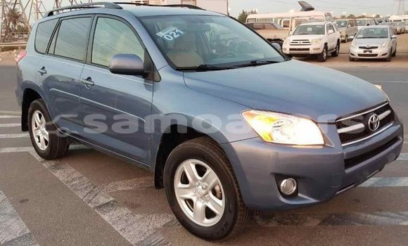 Buy Import Toyota 4Runner Blue Car in Import - Dubai in A'ana
