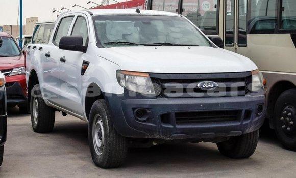 Buy Import Ford Ranger White Car in Import - Dubai in A'ana