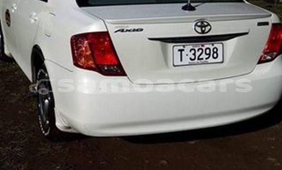 Buy Used Toyota Axio Other Car in Samamea in Va'a-o-Fonoti